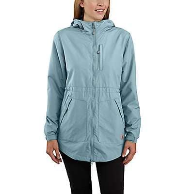 Carhartt Women's Tourmaline Rain Defender® Relaxed Fit Lightweight Coat