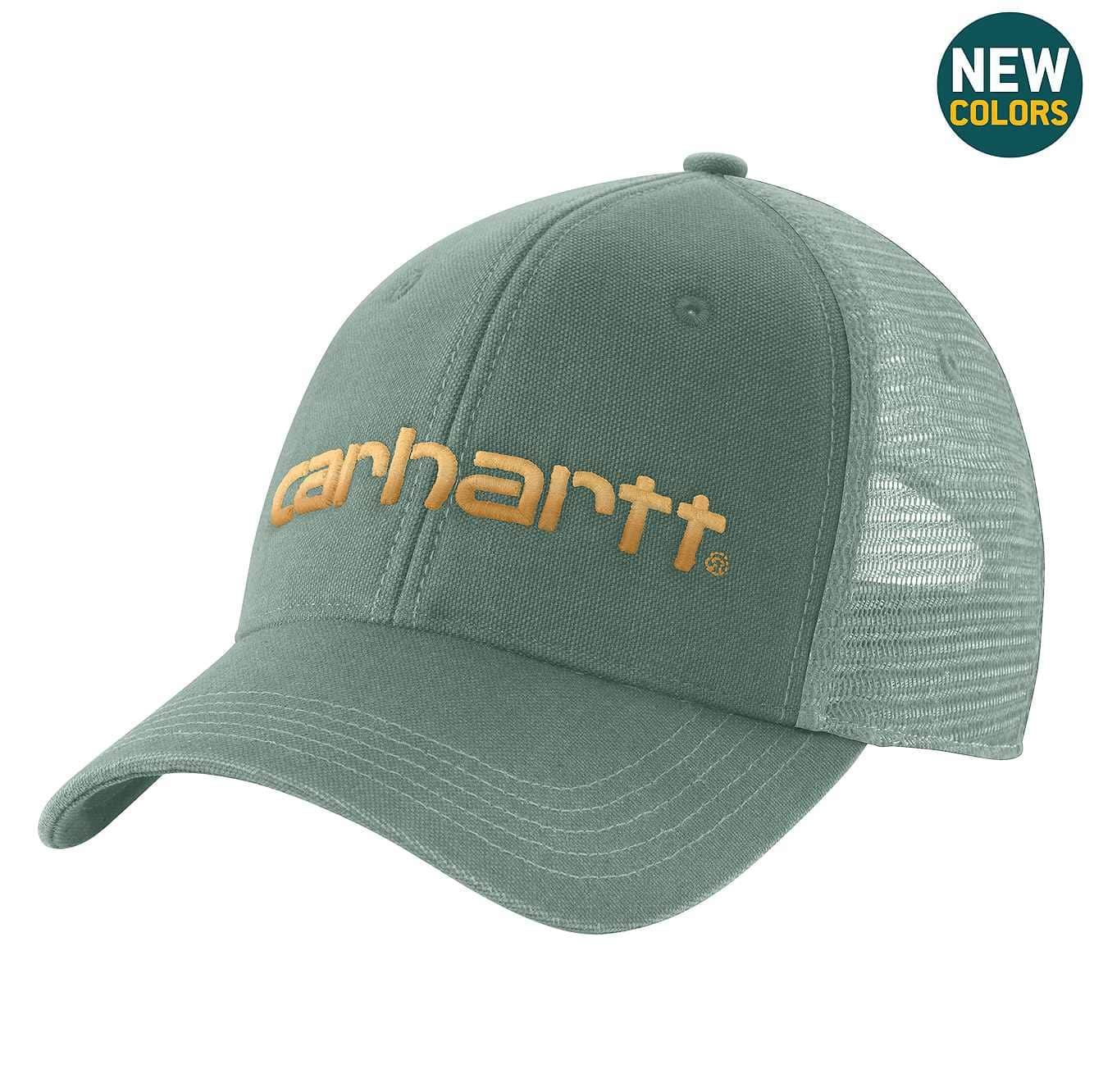 Picture of Mesh-Back Cap in Leaf Green