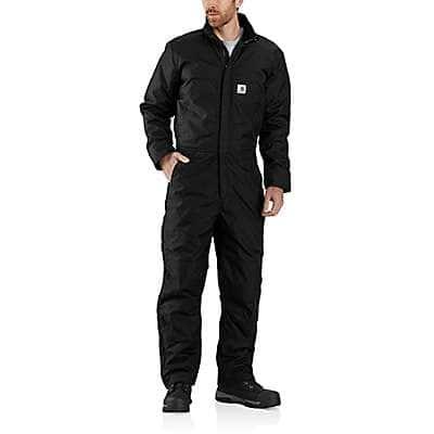 Carhartt Men's Black Carhartt® Yukon Extremes® Insulated Coverall
