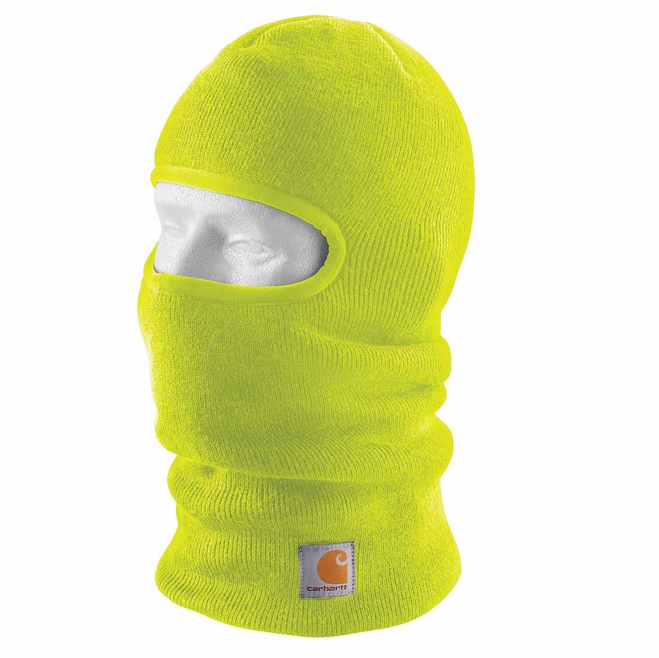 Picture of Carhartt® Knit Insulated Face Mask in Brite Lime