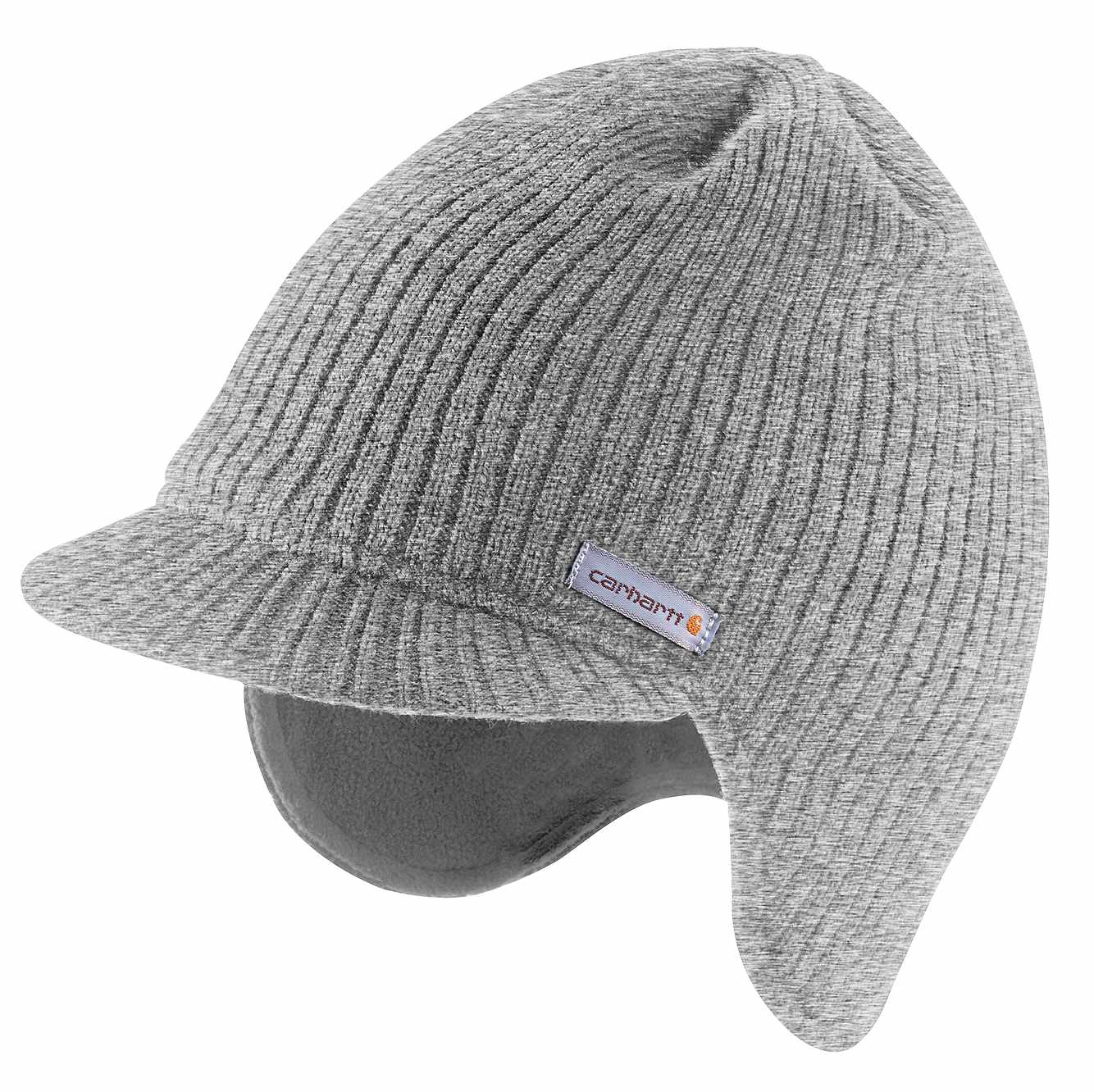 Picture of Carhartt® Knit Visor Hat in Heather Gray