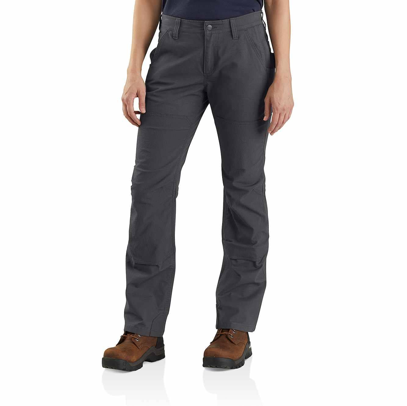 Picture of RUGGED FLEX® STEEL DOUBLE FRONT PANT in Shadow