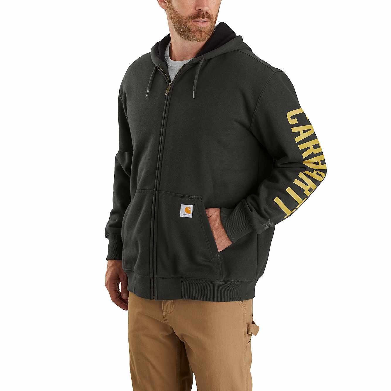 Rain Defender Fleece-Lined Sweatshirt