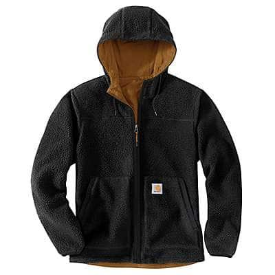 Men's Relaxed Fit Fleece Jacket