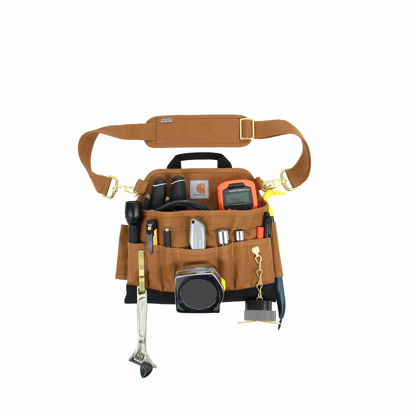 Picture of Legacy Electrician's Pouch in Carhartt Brown