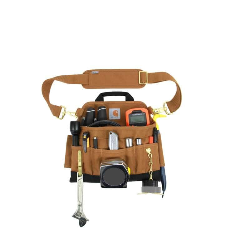 Carhartt  Brown Legacy Electrician's Pouch