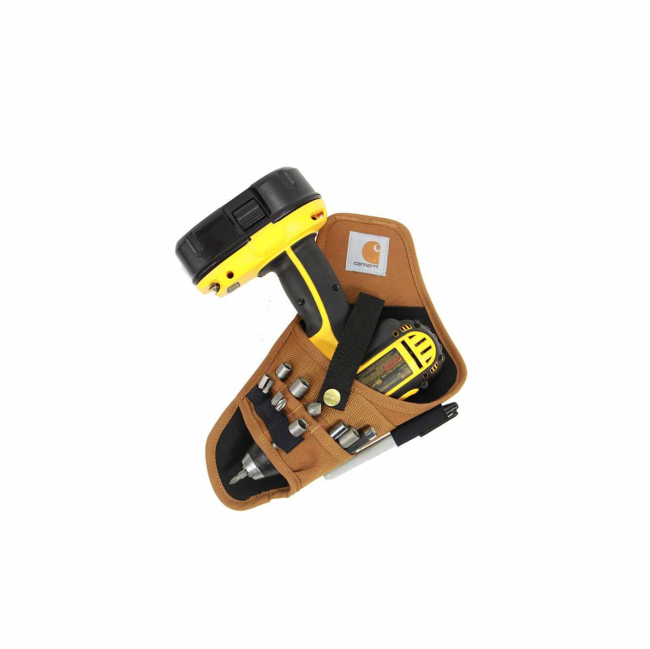 Picture of Legacy Drill Holster in Carhartt Brown