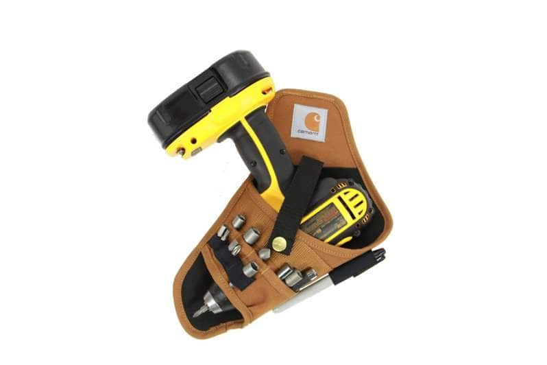 Carhartt  Brown Legacy Drill Holster