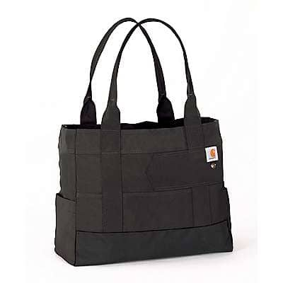 Carhartt Women's Black Legacy East West Tote - front