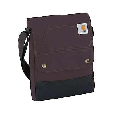 Carhartt Women's Wine Legacy Cross Body Bag - front