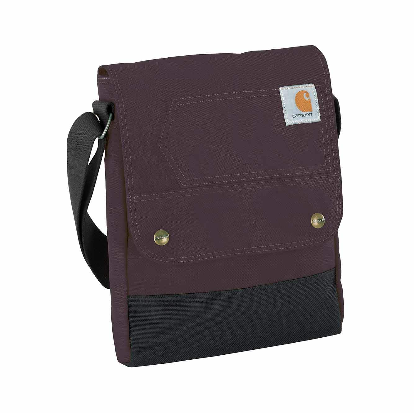 Picture of Legacy Cross Body Bag in Wine