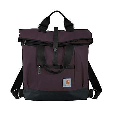 Carhartt Women's Wine Hybrid Backpack - front