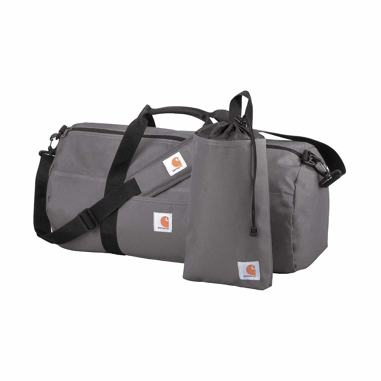 Picture of Trade Medium Duffel + Utility pouch in Gray