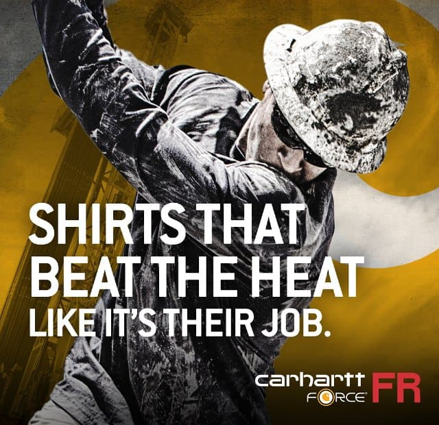 Shirts That Beat The Heat, Like It's Their Job
