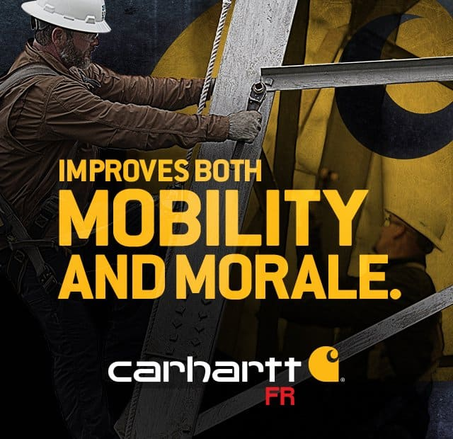 Improves Both Mobility and Morale