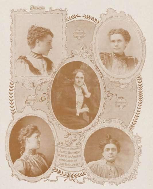 Excerpt from Carhartt catalog, 1900