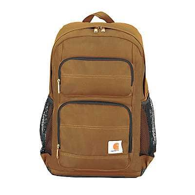 Carhartt  Gray Legacy Standard Work Pack - back