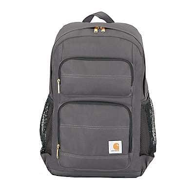 Carhartt  Gray Legacy Standard Work Pack - front