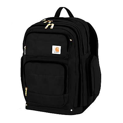 Carhartt Unisex Black Legacy Deluxe Work Pack - front