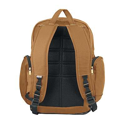 Carhartt Unisex Black Legacy Deluxe Work Pack - back