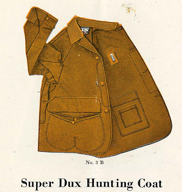 Super Dux Coat, 1930