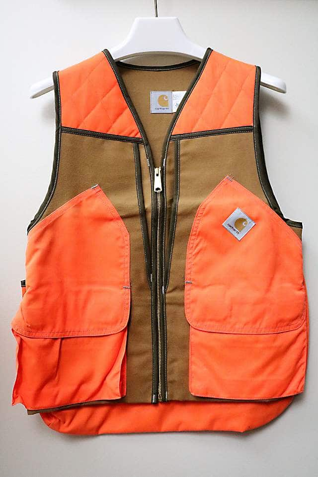 Blaze Orange Hunting Vest, 1994