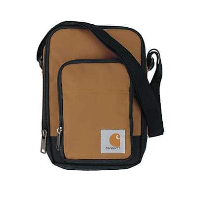 Carhartt Unisex Carhartt Brown Cross Body Gear Organizer - front
