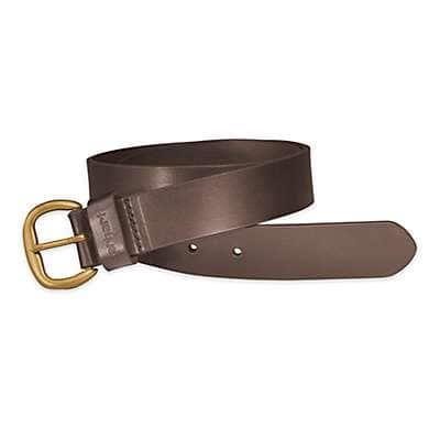 Carhartt Women's Carhartt Brown Jean Belt - front