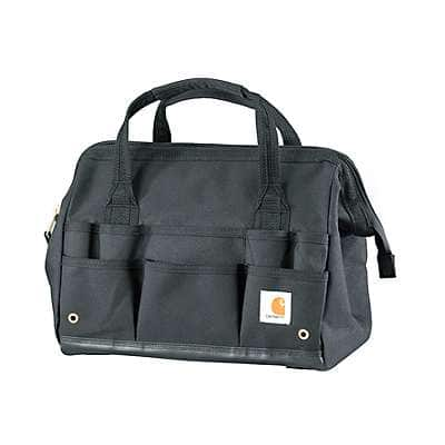 "Carhartt Unisex Black Legacy 14"" Tool Bag"