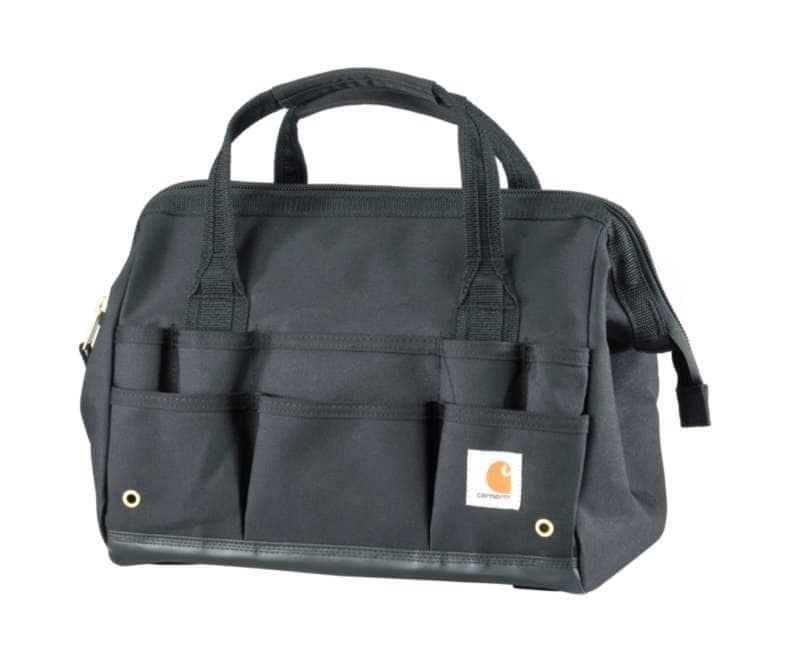 "Carhartt  Black Legacy 14"" Tool Bag"