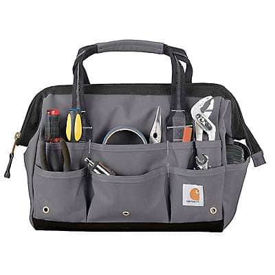 """Carhartt Unisex Grey Legacy 14"""" Tool Bag"""