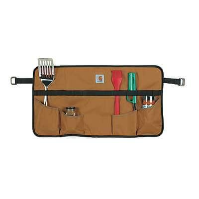 Carhartt Unisex Black Tailgate Tool Belt - front