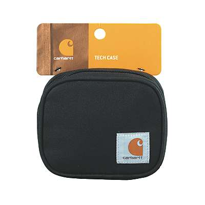 Carhartt Unisex Black Tech Case - front