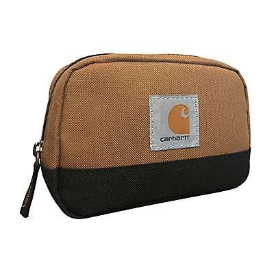 Carhartt Unisex Carhartt Brown Neccessity Work Pouch - front