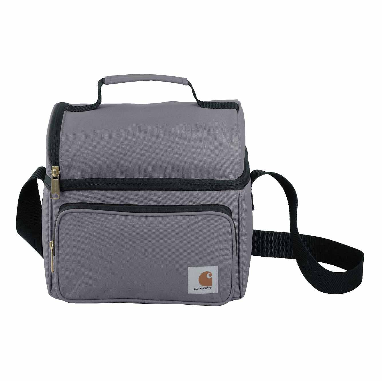 Picture of Deluxe Lunch Cooler in Gray
