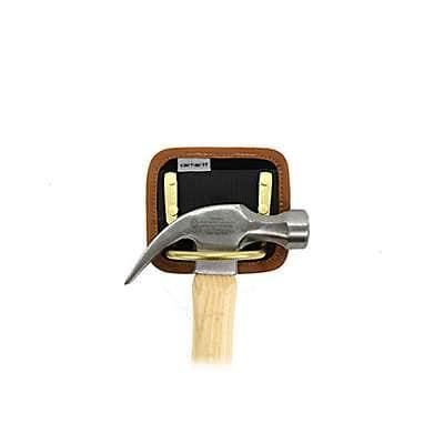 Carhartt Unisex Carhartt Brown Legacy Hammer Holster - front