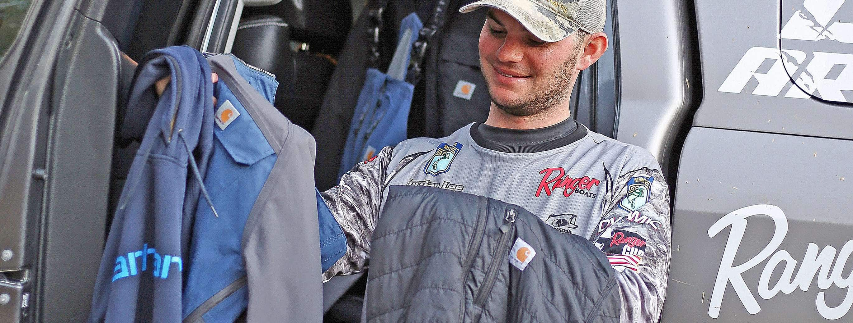 In just a few days, reigning Bassmaster Classic Champion Jordan Lee will pack his truck...  Read More