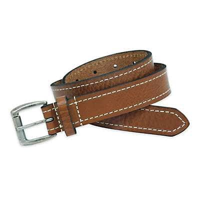 Carhartt Boys' Carhartt Brown Apprentice Belt - front