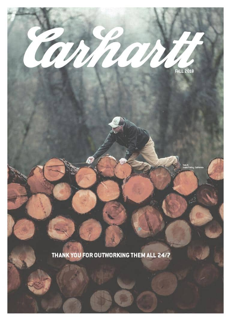 Carhartt Fall 18 Catalog