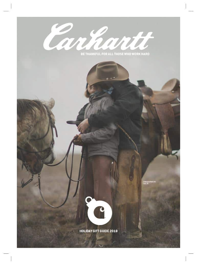 Carhartt Holiday 18 Catalog