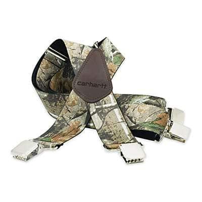 Carhartt Men's Camo Realtree® Camo Suspender - front