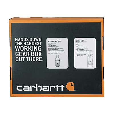 Carhartt Unisex Camo Beverage Holster and Plier Holder Set - back