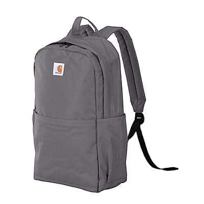 Carhartt Unisex Gray Trade Plus Backpack - front