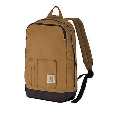 Carhartt Unisex Wine Legacy Compact Backpack - back