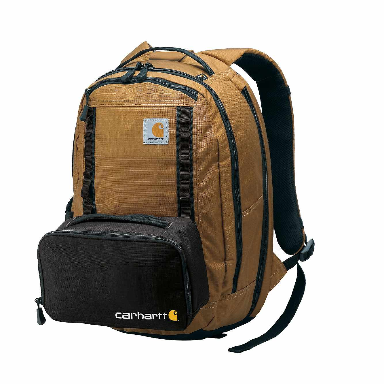 Picture of Medium Pack + 3 Can Insulated Cooler in Carhartt Brown