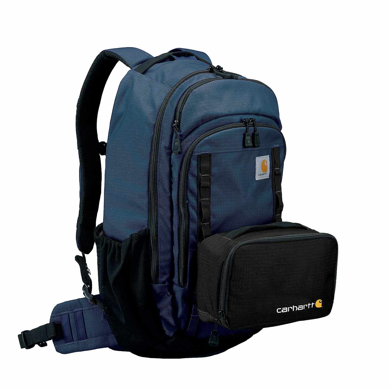 Picture of Large Pack + 3 Can Insulated Cooler in Navy