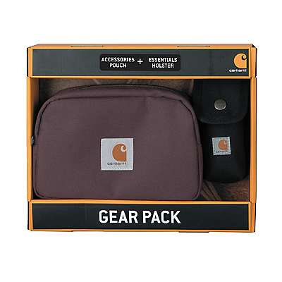 Carhartt Women's Wine Accessories Pouch and Essentials Holster - front