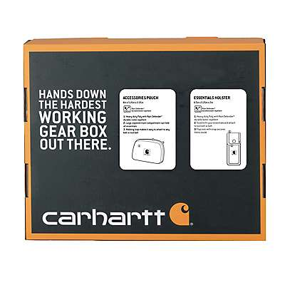Carhartt Women's Wine Accessories Pouch and Essentials Holster - back