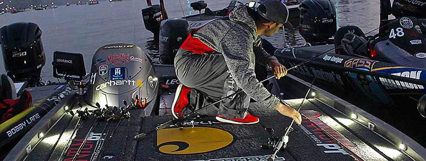 5 Steps for Early Season Bass Tournaments