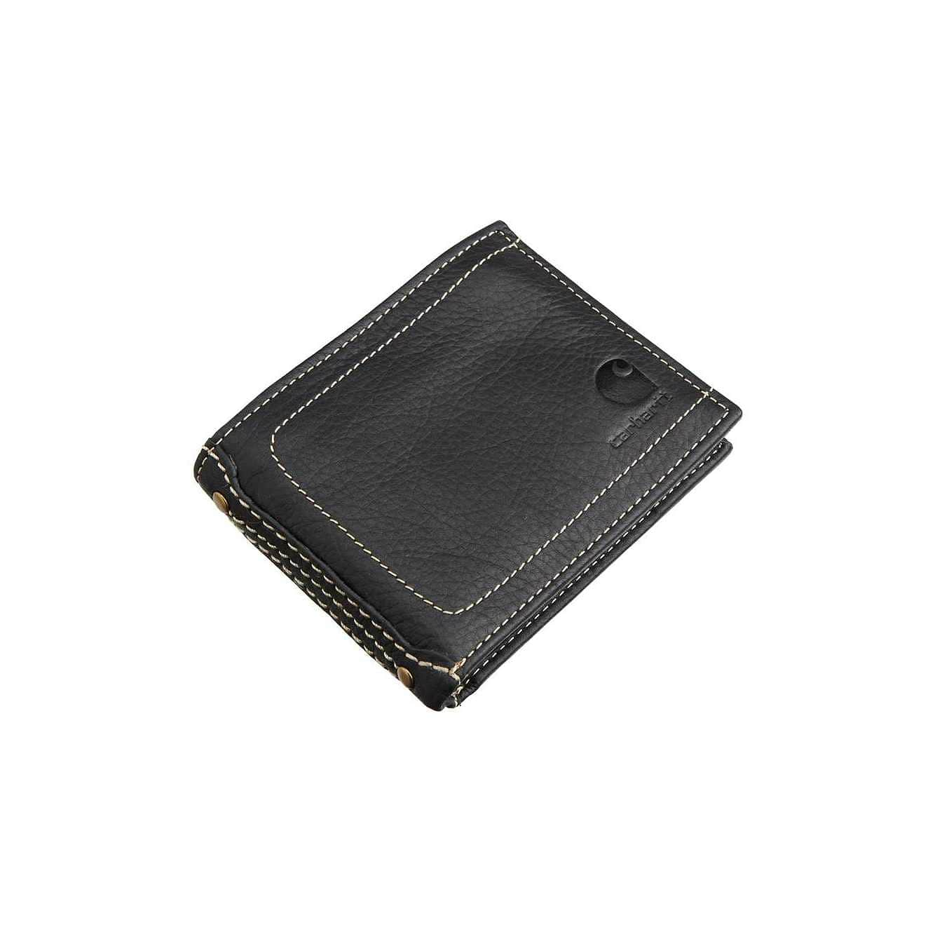 Picture of Passcase Wallet in Black